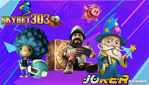 Agen Slot Joker Gaming Terpercaya Indonesia